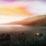 Bodega Dusk by AnthonyRichardWalker