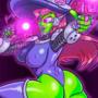 Laser Witch