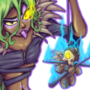Urban Voodoo Witch