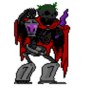 shovel knight Super Skeleton redesign