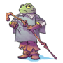 Frog Mage 1