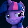 Twilight Sparkle Spreading