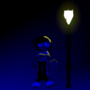 Lonely Streetlight