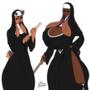 Yet to be nammed Nun Bun