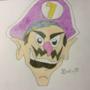 Pirate Waluigi