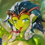Naga Shantae by PsychoWolFFy