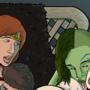 Aurora and Bella meet Sylendil and Gurza