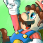 Mario (color sketch)