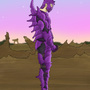 Standing Warrior