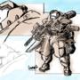 Four Eyes heavy unit by Gunzet