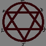 A Goddammed Pentagram by mikeyboy123