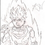 super sayan by DASW