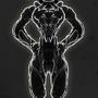 metal chick by milkysquid
