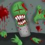 Madness Zombie by SirReginald