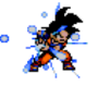 Goku KamehameHa Charge