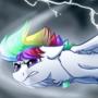 Storm Horse Commission