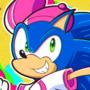 Skater Boy - Sonic DTYIS