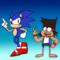 OK KO Let's Meet Sonic