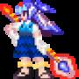 Fairy Leviathan (Splash Woman Dress)
