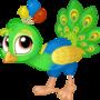 Wildscapes Peafowl Helper
