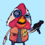 THE BLOKE FROM HOTLINE MIAMI