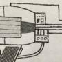 Gamma World Laser Pistol