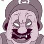 Slightly Artistic Super Mario