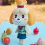 Isabelle porcelain figurine