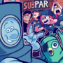 Sublo mini zine piece
