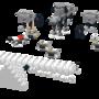 Hoth Battle by shadowfan246