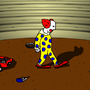 Sad Clown.