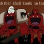 """These are my Space Marines"" by Kreid"
