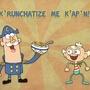 K'ap'n Krunch by Mieshka