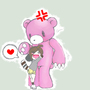 gloomy bear by emukid