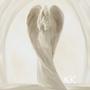 Praying Angel by KayaKure