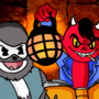 Me and The Boys in RubberHouse Style