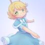 Zozo Twirl in That Dress