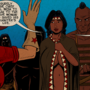 Double D Ranch - Indian Affairs (Color): Page 5