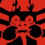 Shogun de la Oscuridad ( color de fondo alternativo )