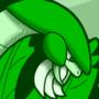 Grass Themed Pokemon Phone Wallpaper