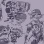 Slightly artistic Zelda ep drawpile