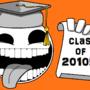 graduation! by THEoshit