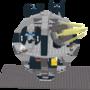 Lego Death Star by shadowfan246