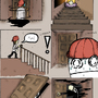 SLENDERMAN 2 PAGE COMIC PAGE 2