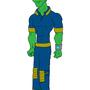 alien dude by Rennis5