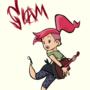 Rikku Sato (GLAM) by kreeslak