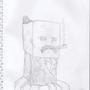 'Laz Creeper Vin Rico Menendez by DaftDog