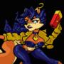 Carmelita Fox Idle