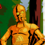 Droids in the Woods