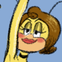Lady Bug and Bizzy B Light a Cracker